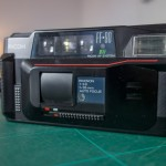 Ricoh FF90 – The camera that got in a fight with 80′s style, and lost!