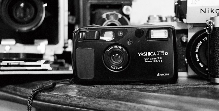 The Traveling Yashica