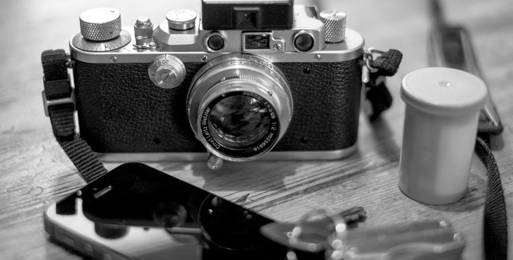 The Genius of Barnack, a Leica iiia & how rangefinders found a home on 35mmc