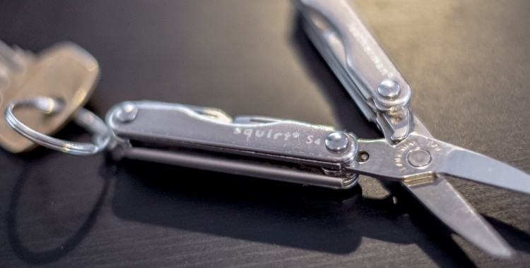 The Leatherman Squirt S4 - For girls ... And photographers