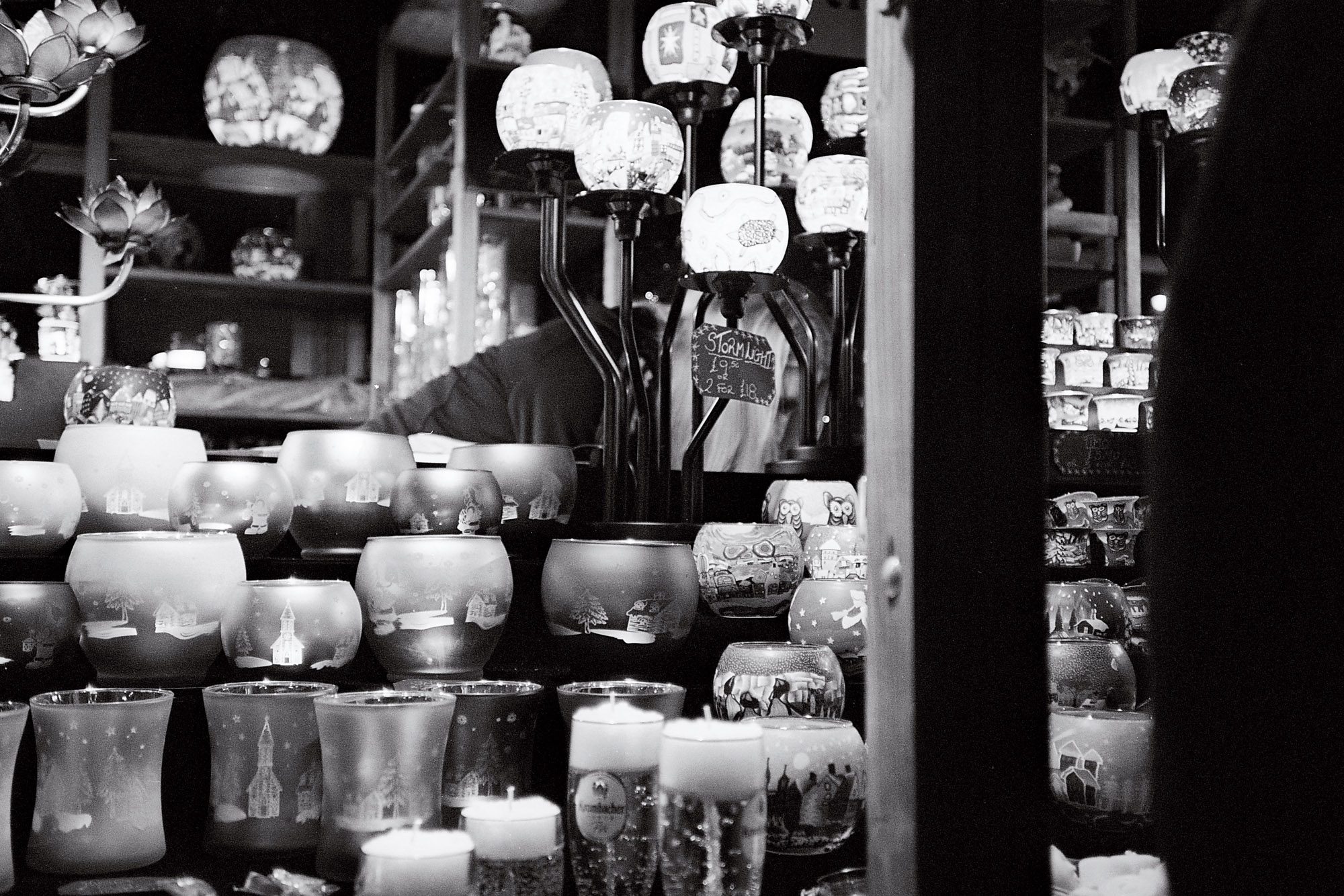 Yashica T3 | Candles