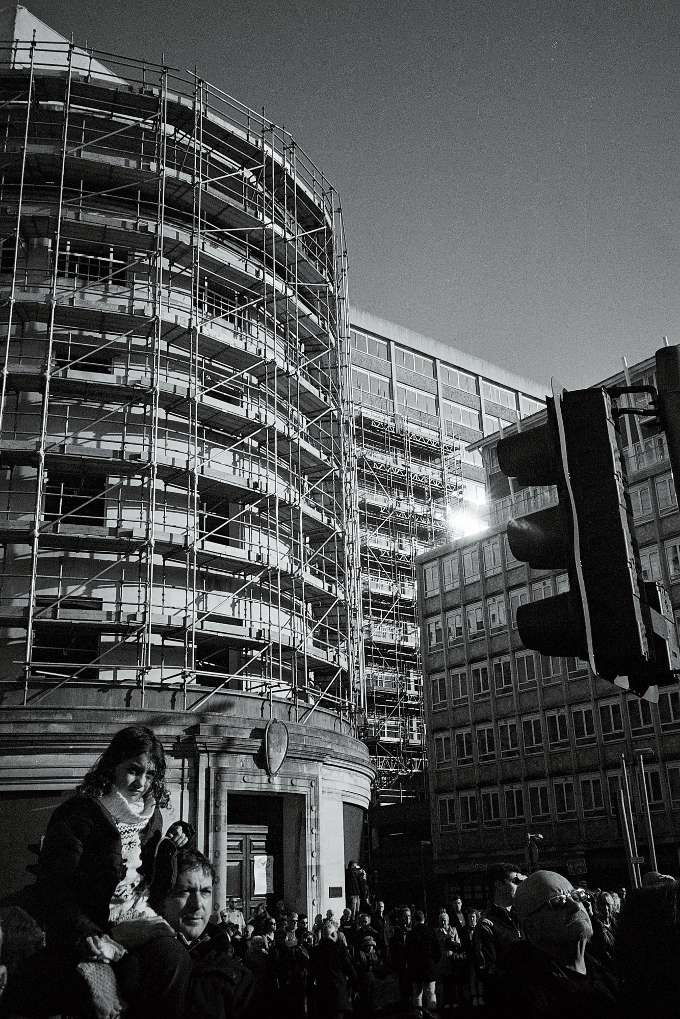 Yashica T3 | Bristol Buildings