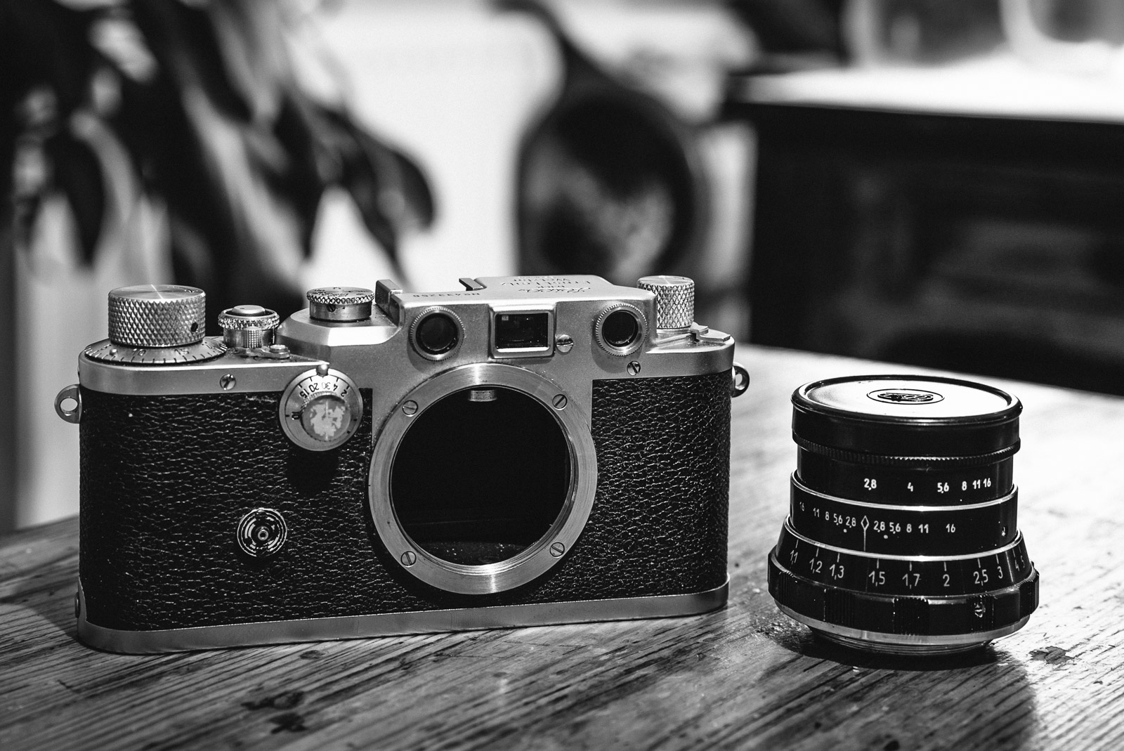 Win my Leica
