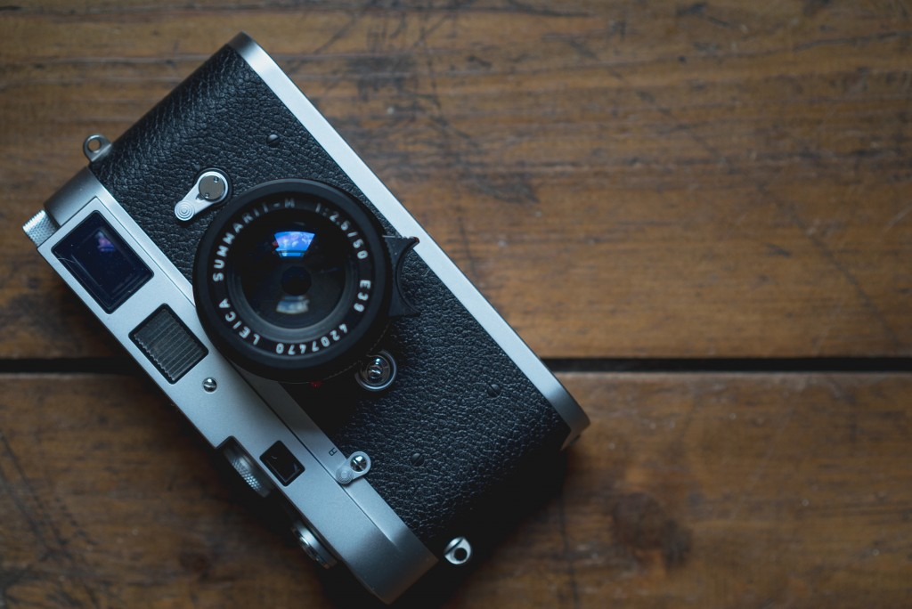 The Leica M-A and 50/2.5 Summarit-M