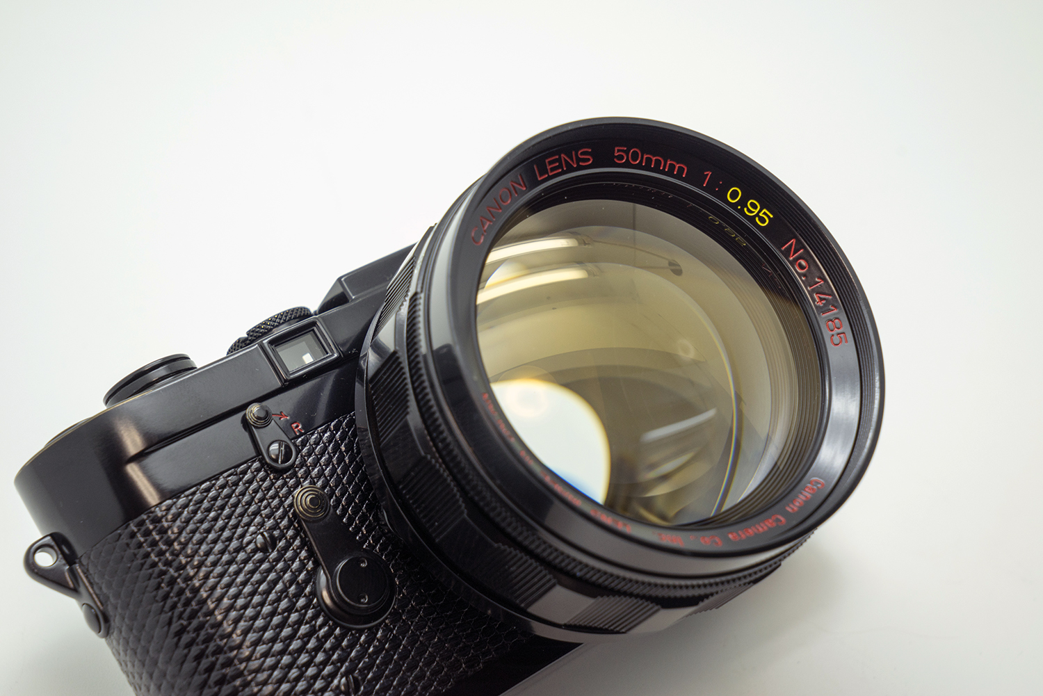 The Canon 50mm F0 95 Guest Review By James Fox Davies