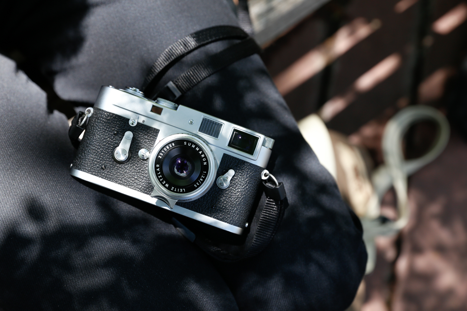 The Leica M2-R – Guest Post by Alex Hakimi