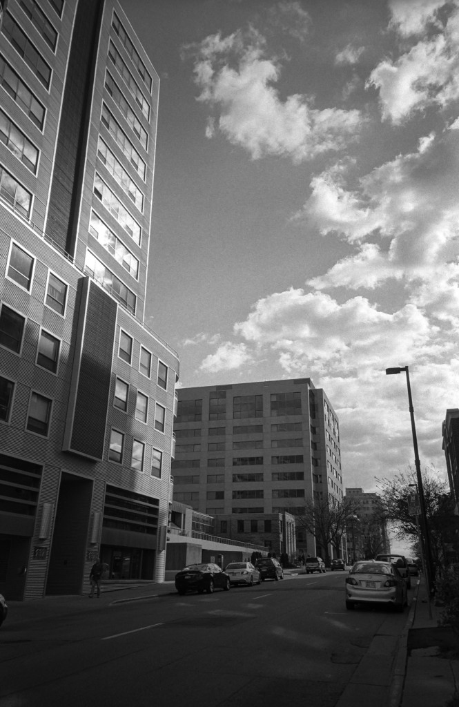 Photo of Wilson Street in Madison, WI.