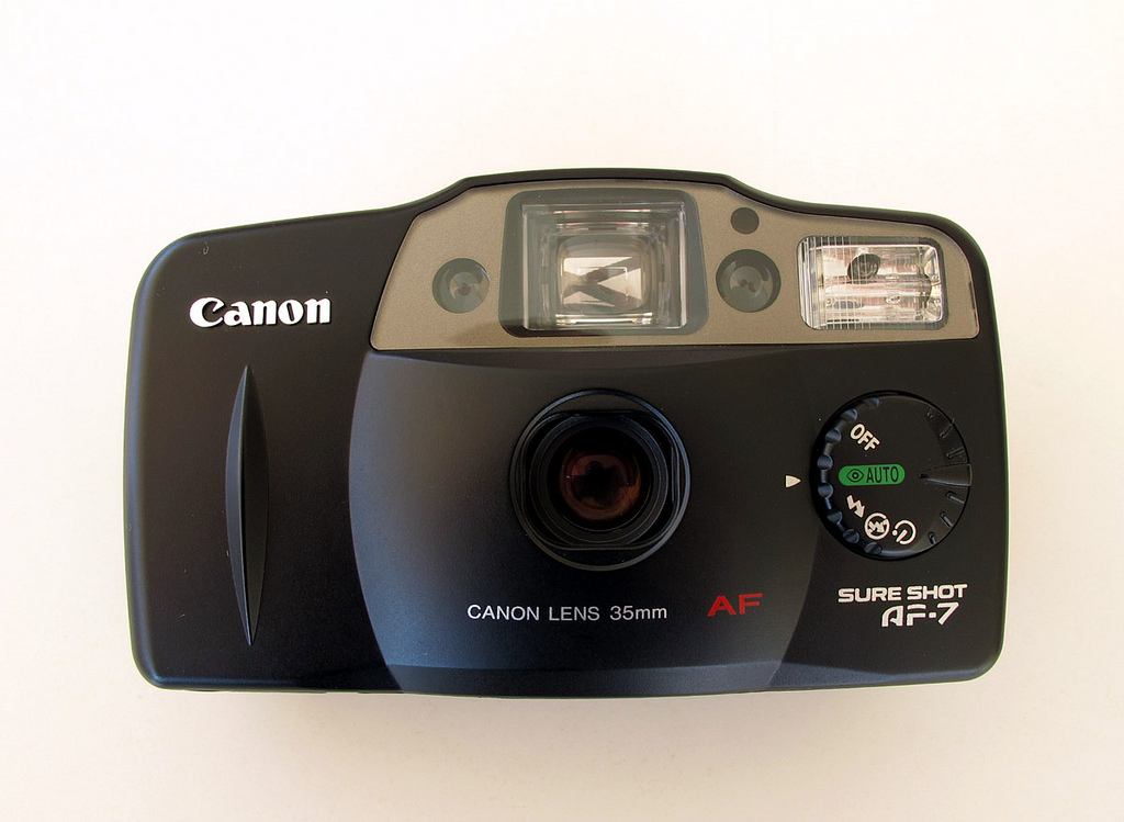 the canon sure shot af 7 8 simplicity is fun guest review by rh 35mmc com canon sure shot max manual canon sure shot manual pdf