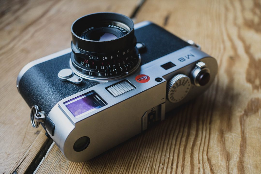 The Leica M8 - A simple, digital, rangefinder - 35mmc