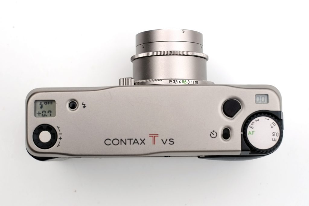 Contax TVS - Back