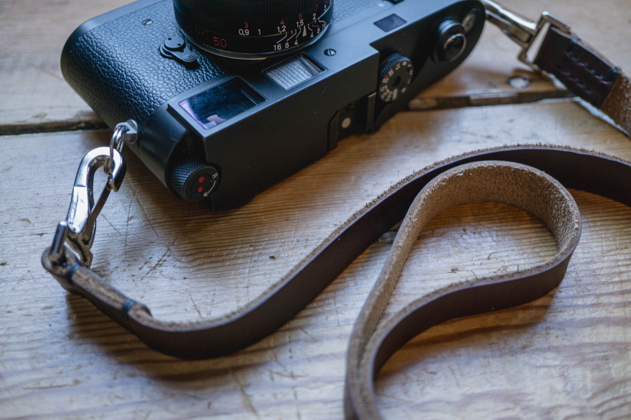 Horween Camera Strap