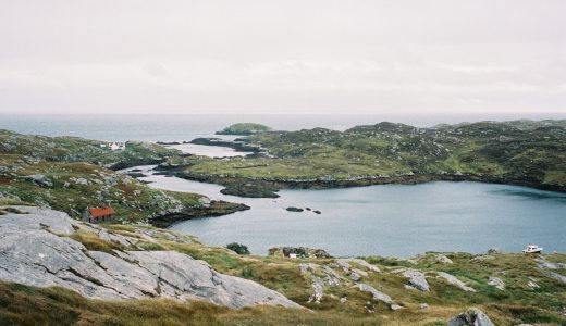Isle of Harris / Kodak Portra 400