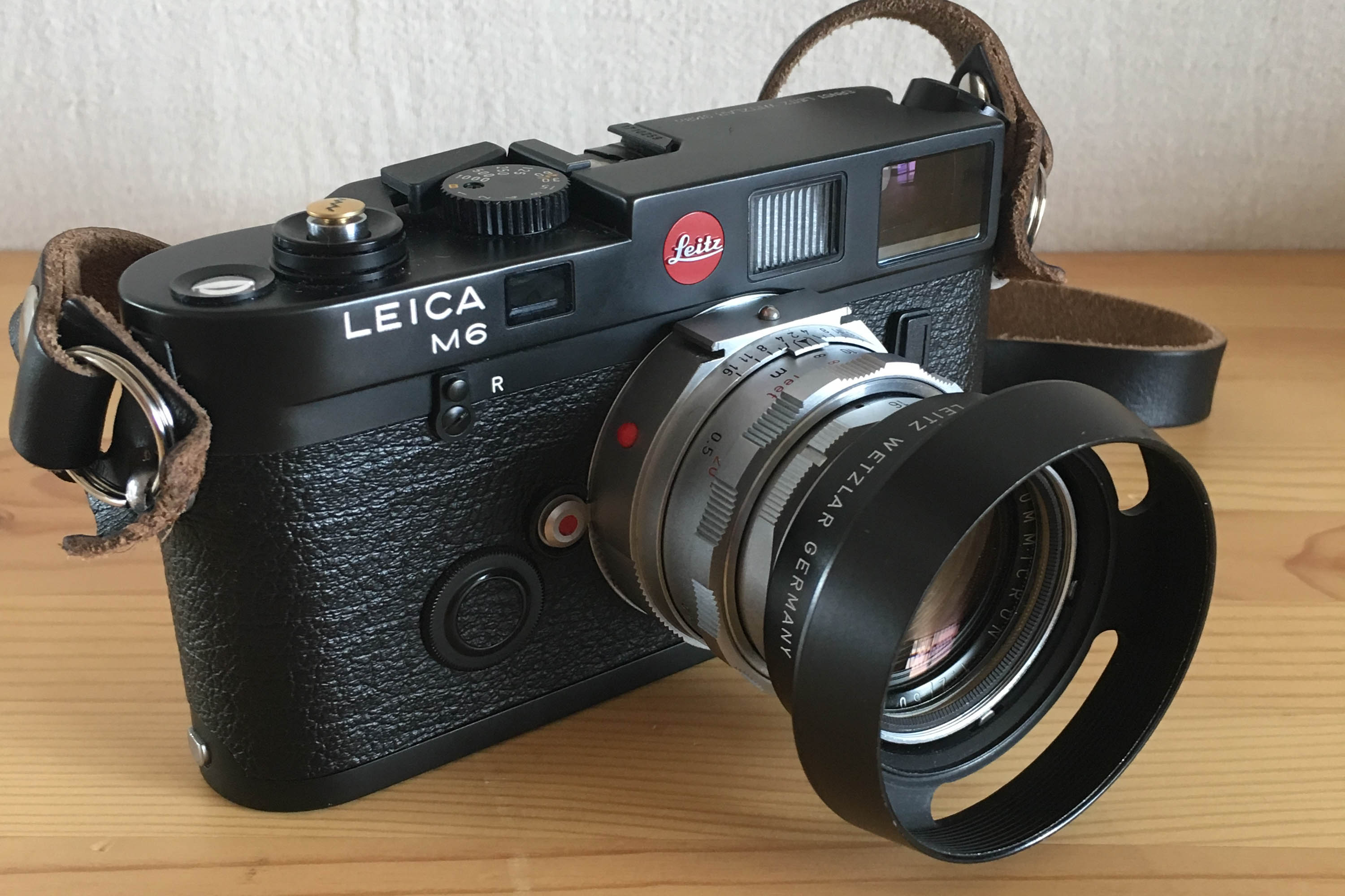 In Praise of the Leica M6 - Guest post by Hokari57 - 35mmc