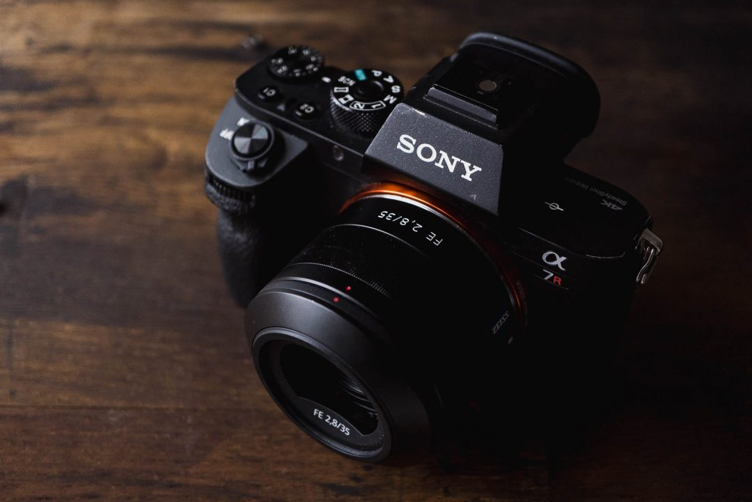 Sony A7rii review