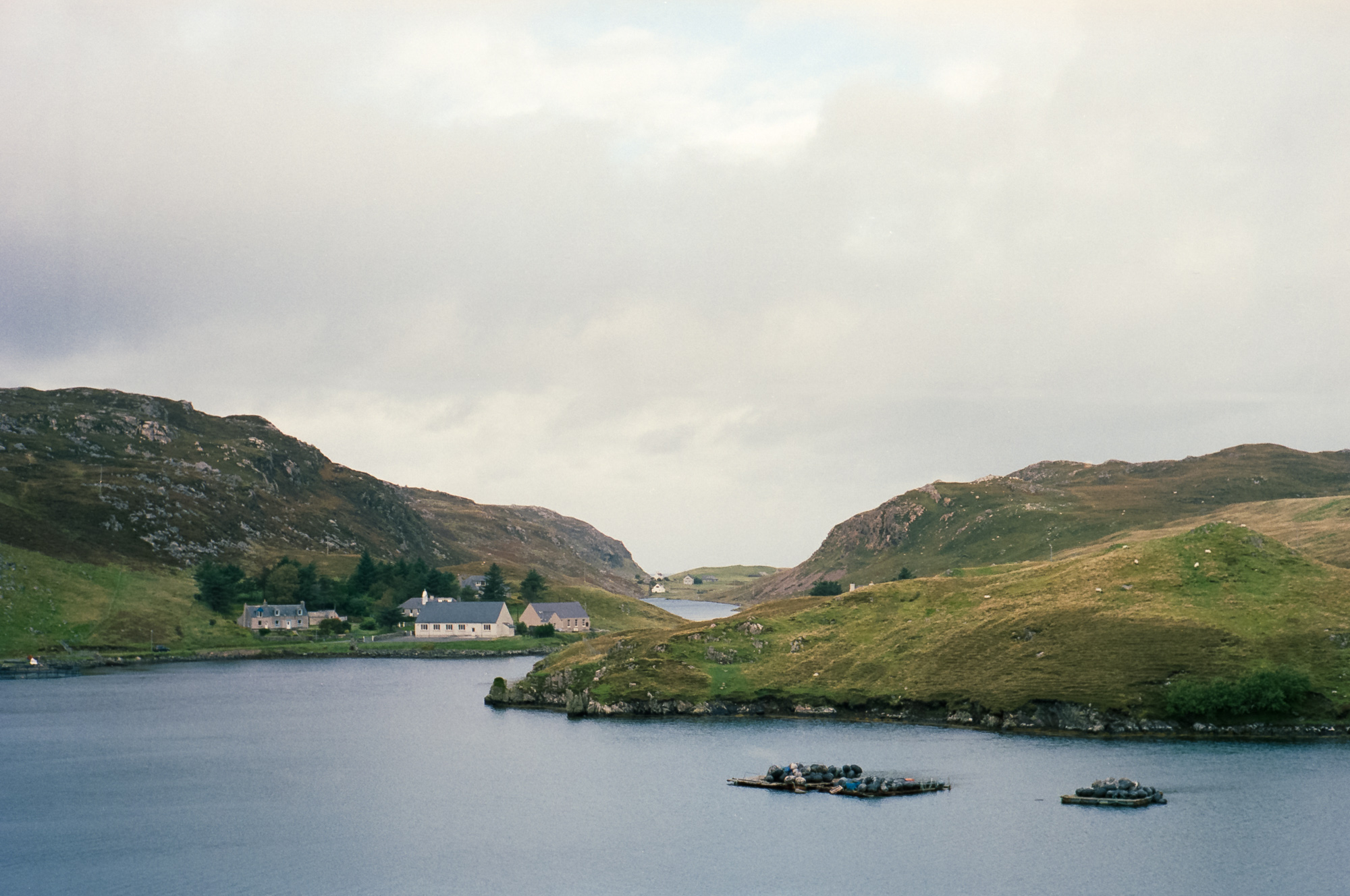 One of the photos from Scotland that led to buying a scanner. This file is scanned by myself.