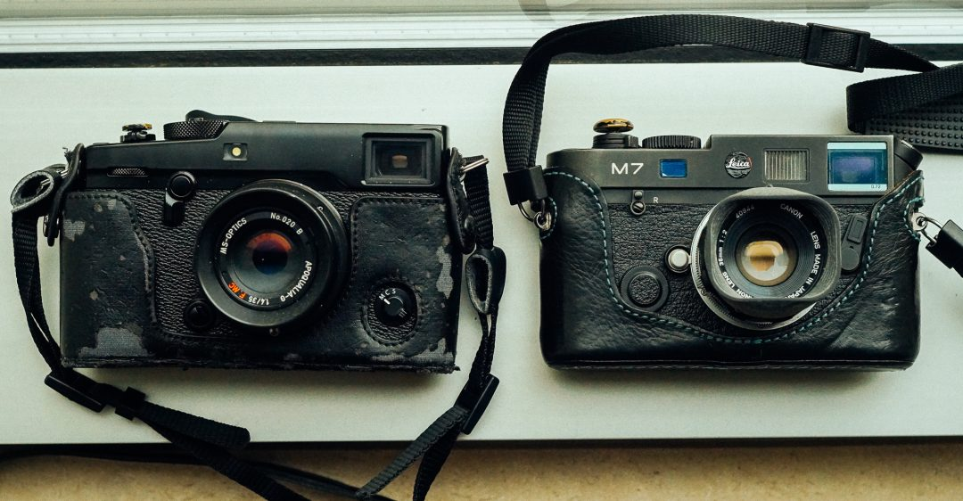 How I use my Fuji X-Pro or: Why I stopped worrying about