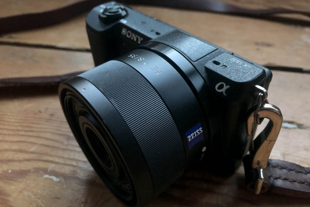 Sony A5100 review and (quite personal) setup guide