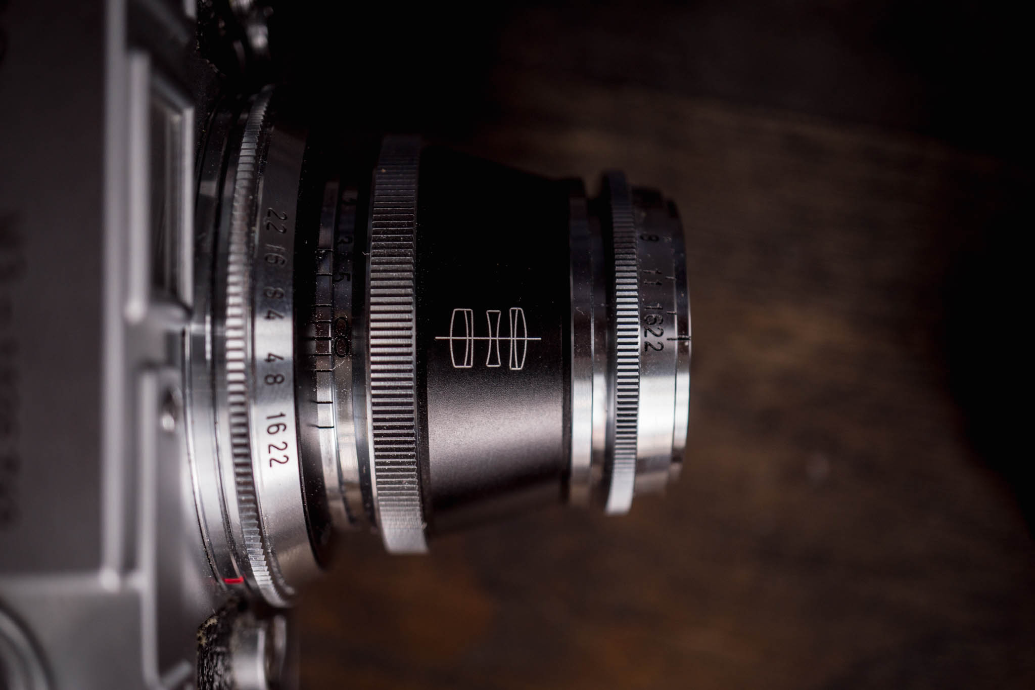 The Voigtlander f/3 5 50mm VM Heliar - a review of two