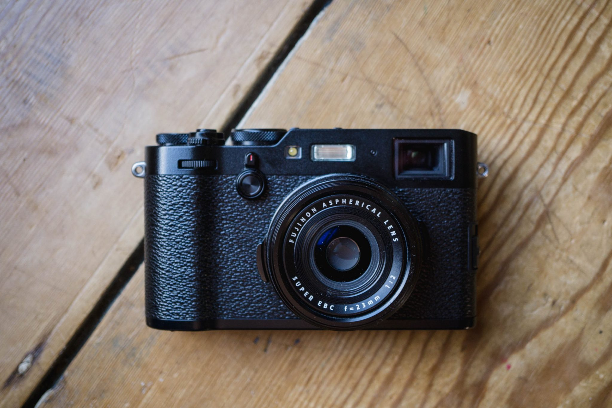The X100f - Has Fuji lost sight of the elegant original concept? - 35mmc