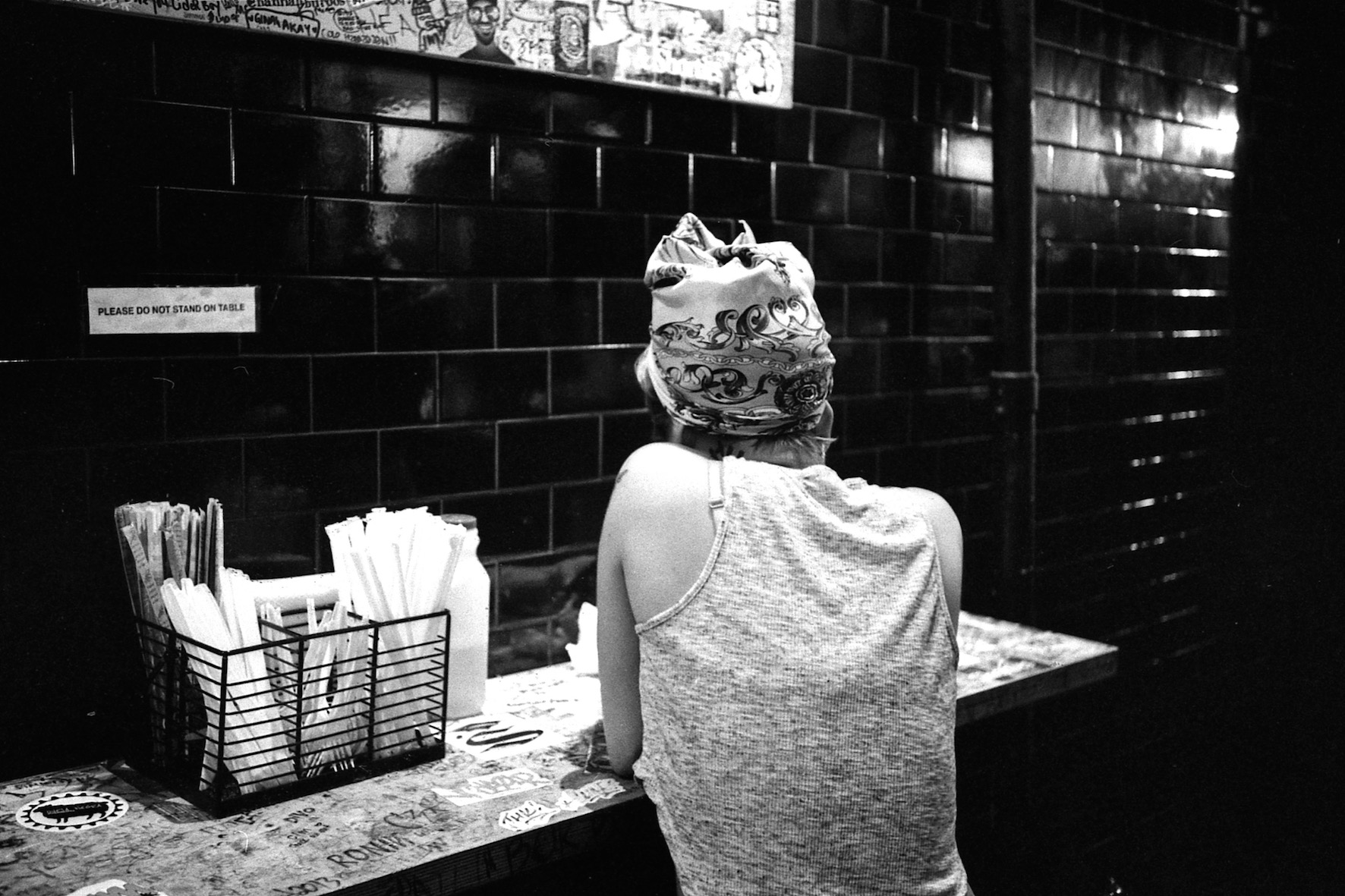 Waitress - New York - 2013