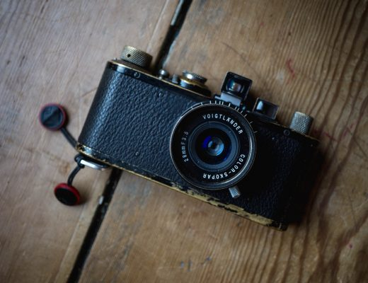 Voigtlander 28mm f/3.5 Color-Skopar