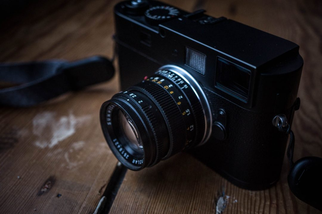 Leica v3 50mm Summicron - Cameraworks Restoration Review - 35mmc