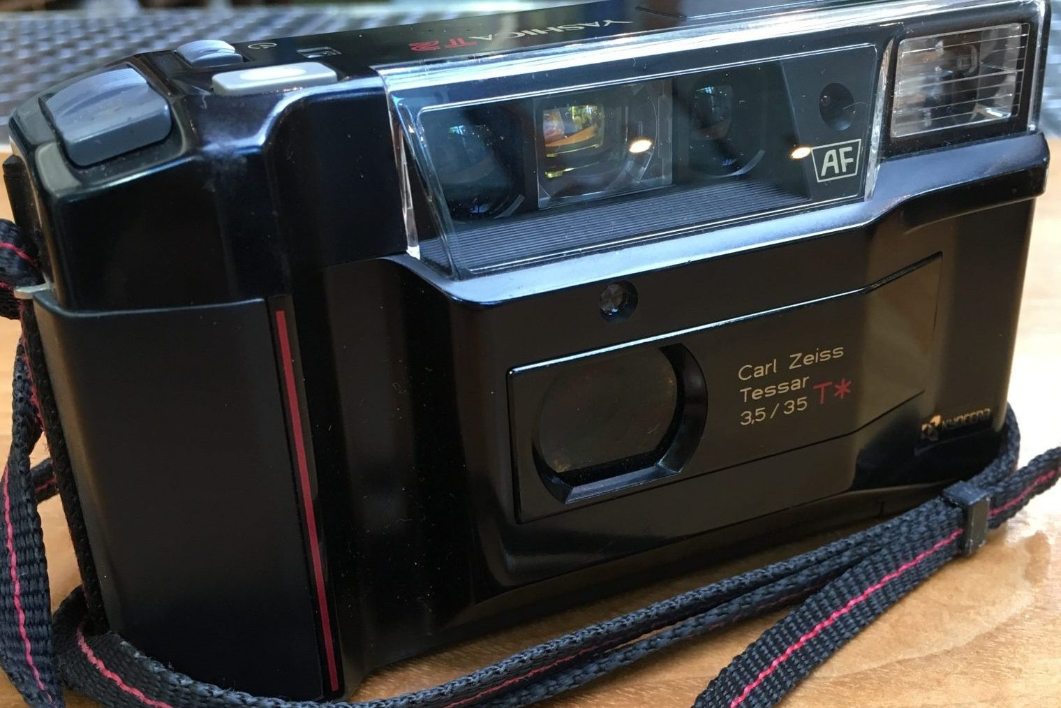 Yashica T2 Review: A Noisy Companion – by John Lee