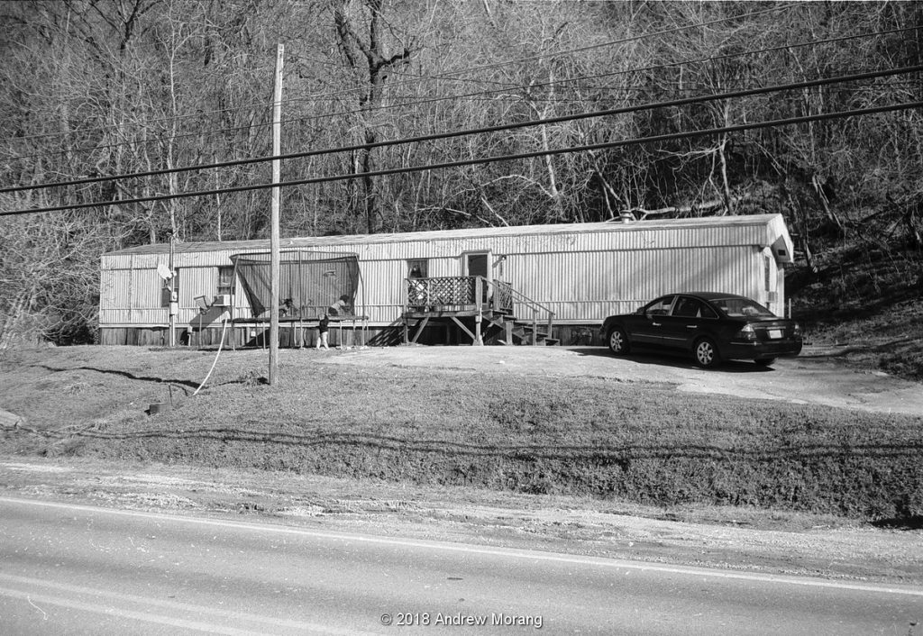 Vicksburg Mississippi photographed with Olympus Trip 35