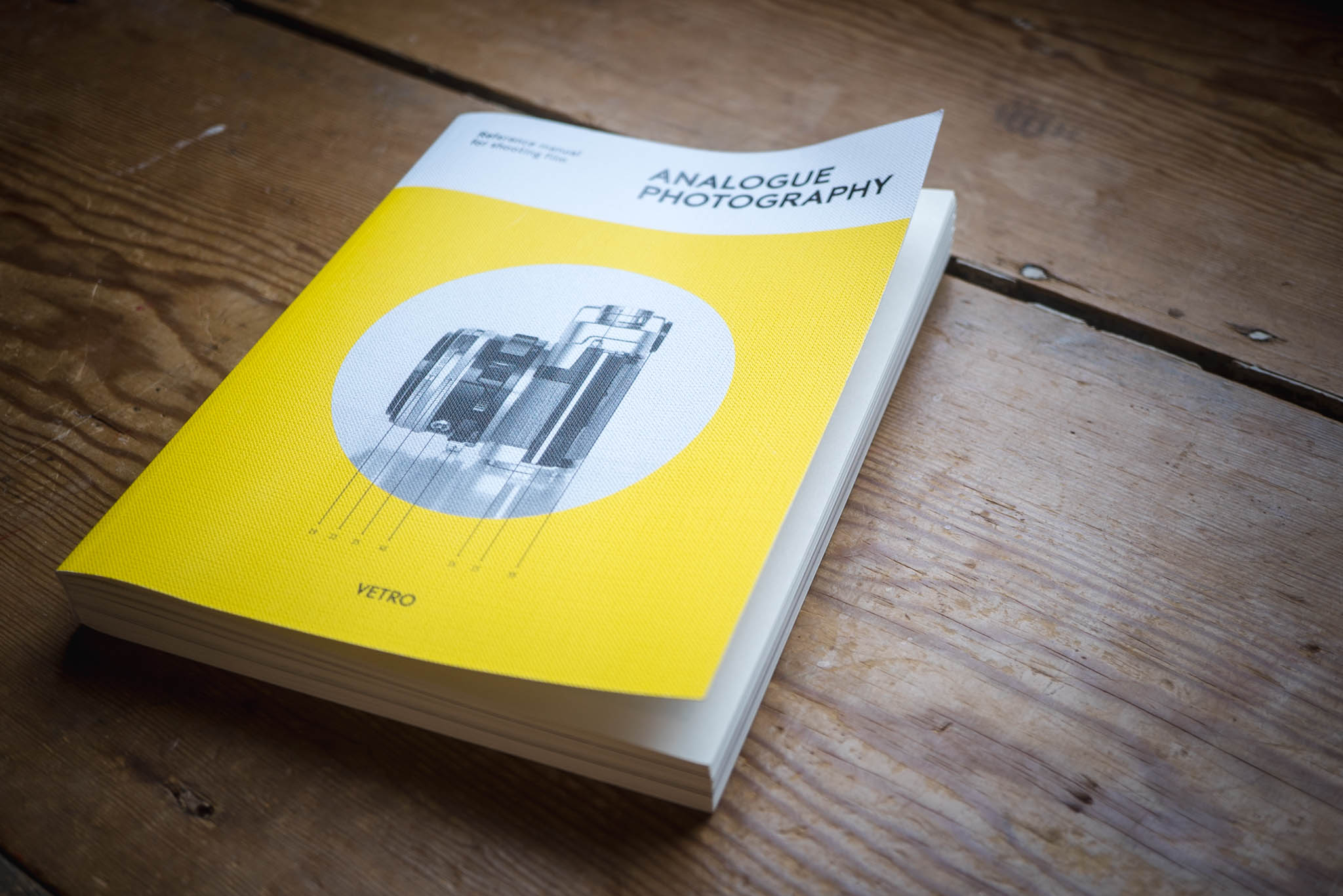 'Analogue Photography – Reference Manual for Shooting Film' – a Strong Recommendation
