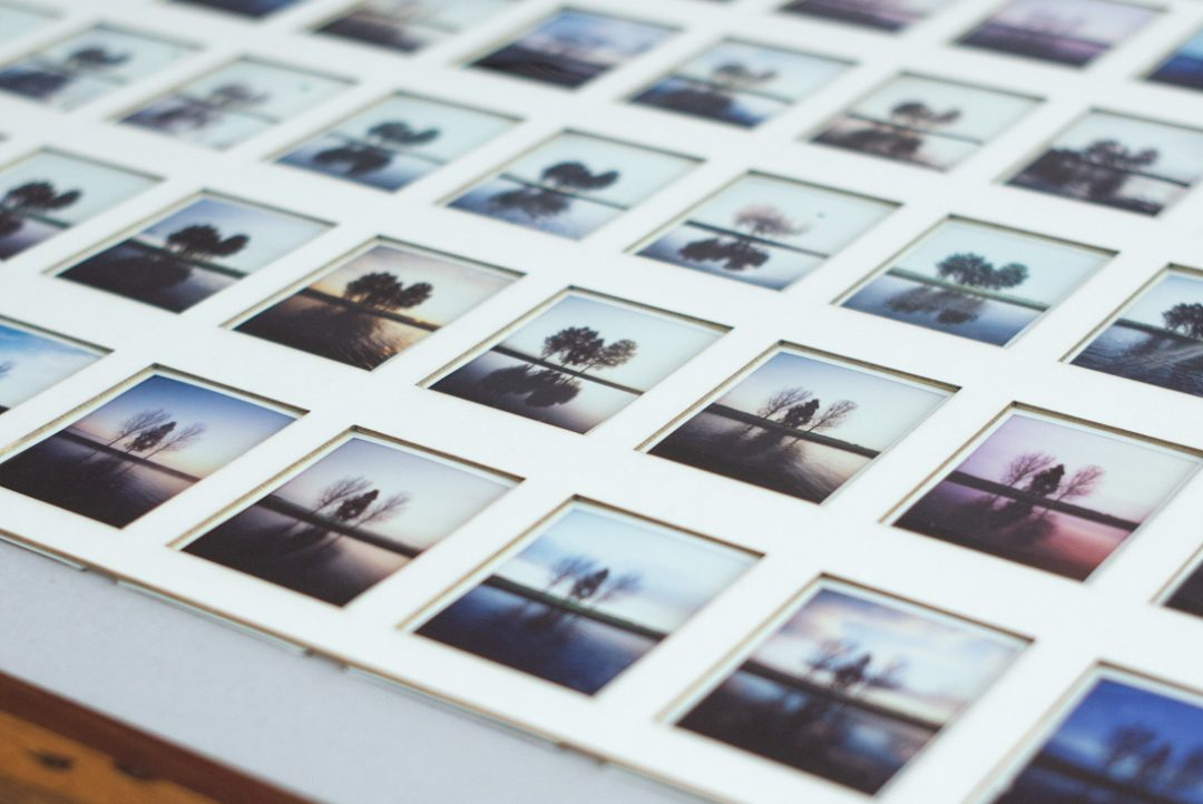 An Instax Project And A Framing Challenge - Guest Post by Aukje - 35mmc