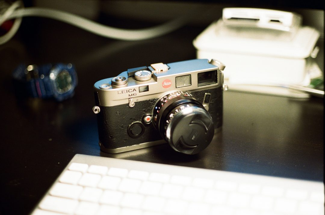 5 Frames with a Leica M6 and Fuji Pro 400H - By Khalid Ibrahim - 35mmc