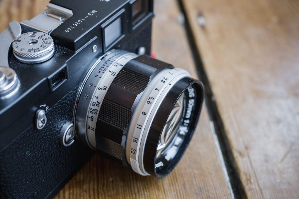 Canon 50mm f/1 4 ltm lens Review - An impressive classic gem