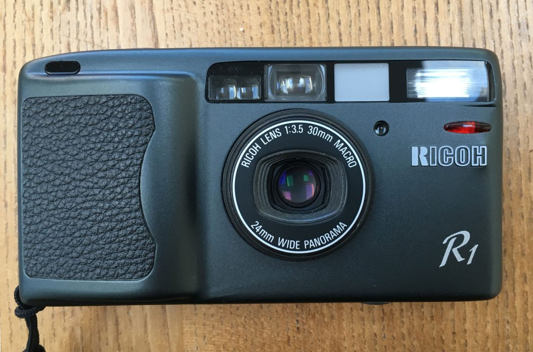 Non-Destructive Hacking the Ricoh R1 for Full-Frame Wide-Angle ...