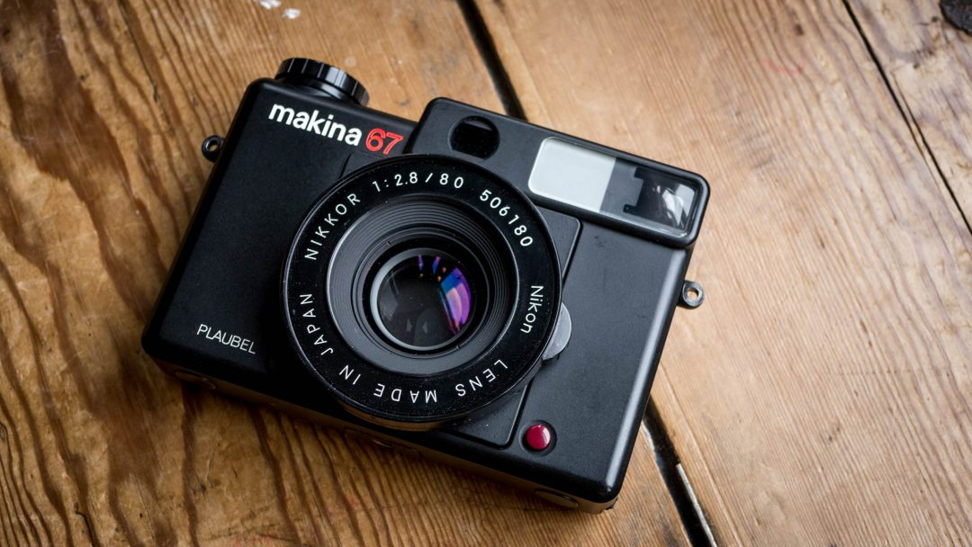 Plaubel Makina 67 - the Beginning and end of my Journey into Medium