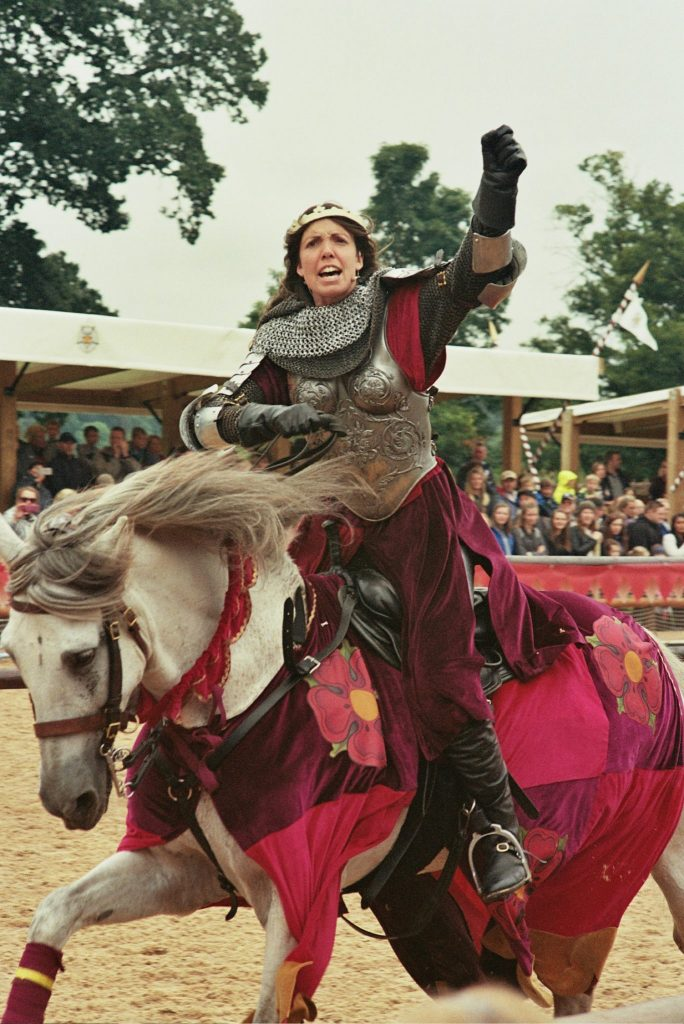 War Of The Roses - Warwick Castle