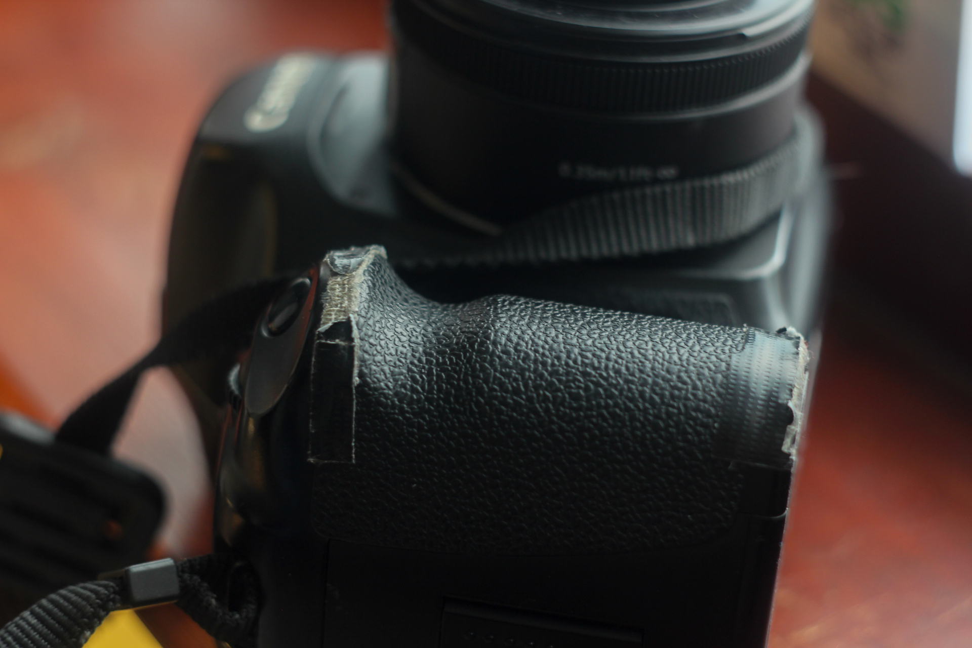 Canon 5d Classic well used