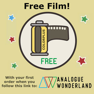 analogue wonderland promo