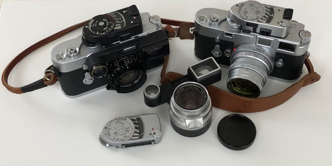 The Virtues of the Leica M3 - by Steven Bleistein - 35mmc