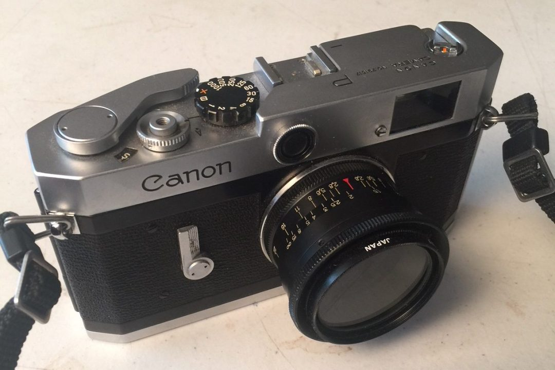 How to Calibrate a Canon P Rangefinder (in my case, for use