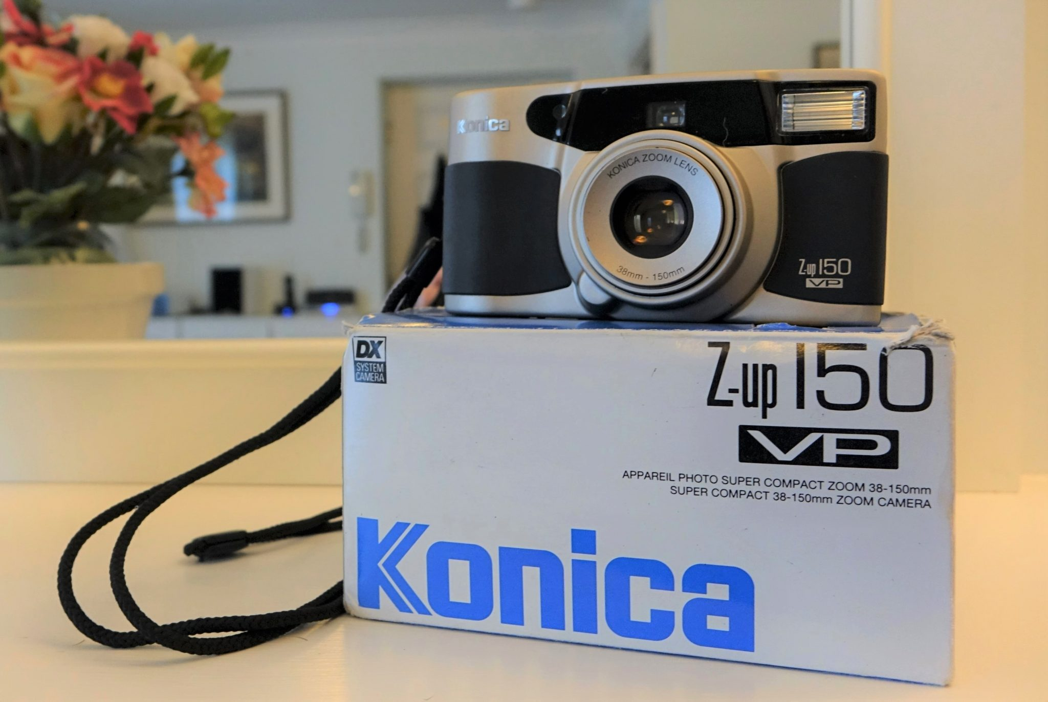 Konica Z-up 150 VP