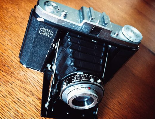 Zeiss Ikon 6x6 Folder