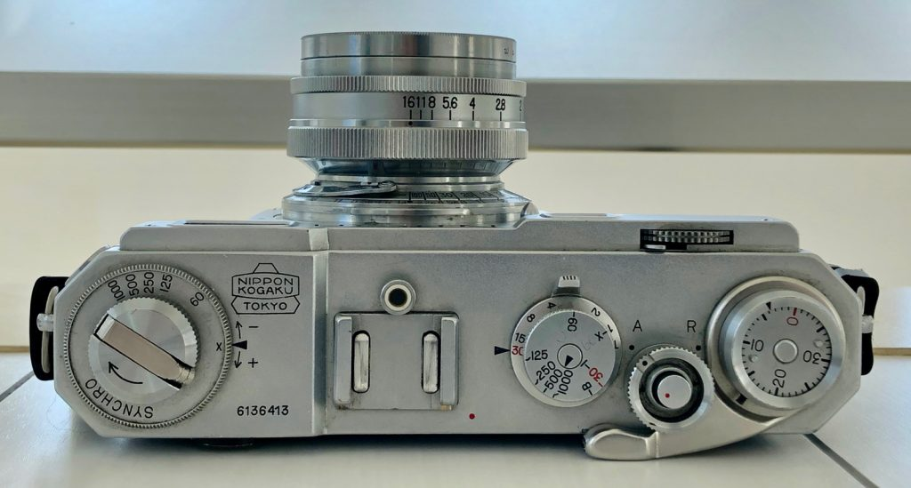 The Nikon S2 Upstart Rival to the Leica M3 - By Steven
