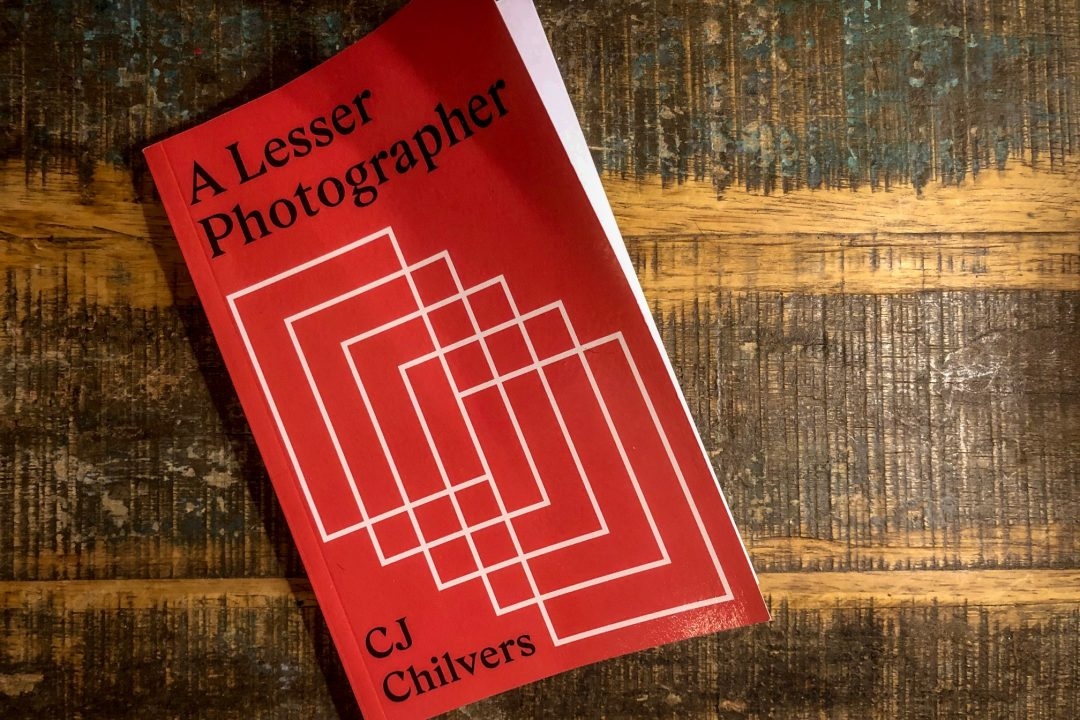 The Lesser Photographer by CJ Chilvers - a particularly sage