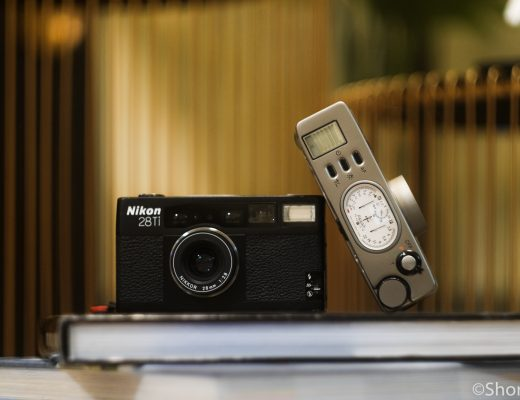The Contax TVS  The 'executive' compact zoom - Guest post by