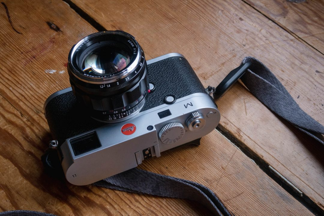 A brief relationship with a Leica M [typ 240] - 35mmc