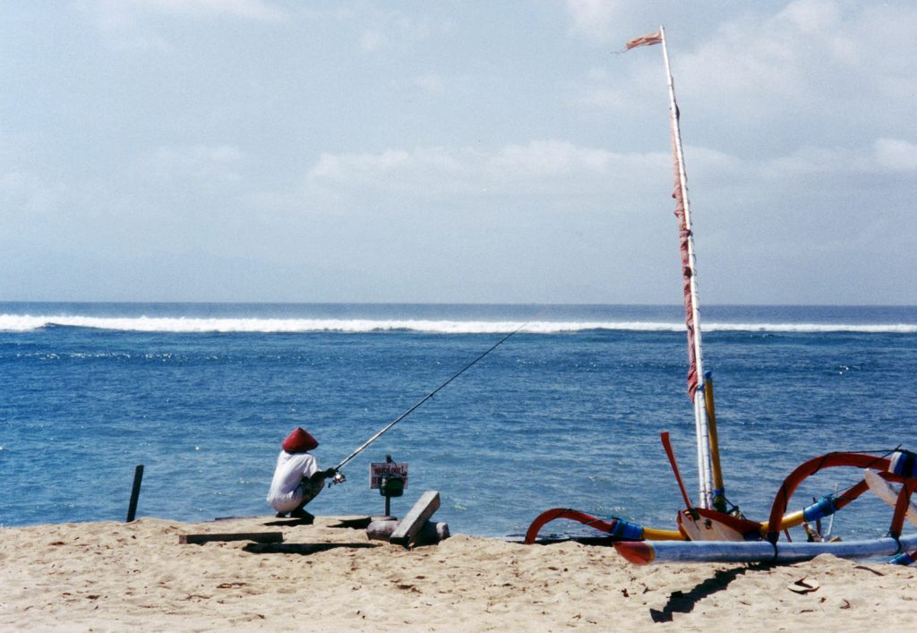 Bali photographed with Pentax Espio 115M