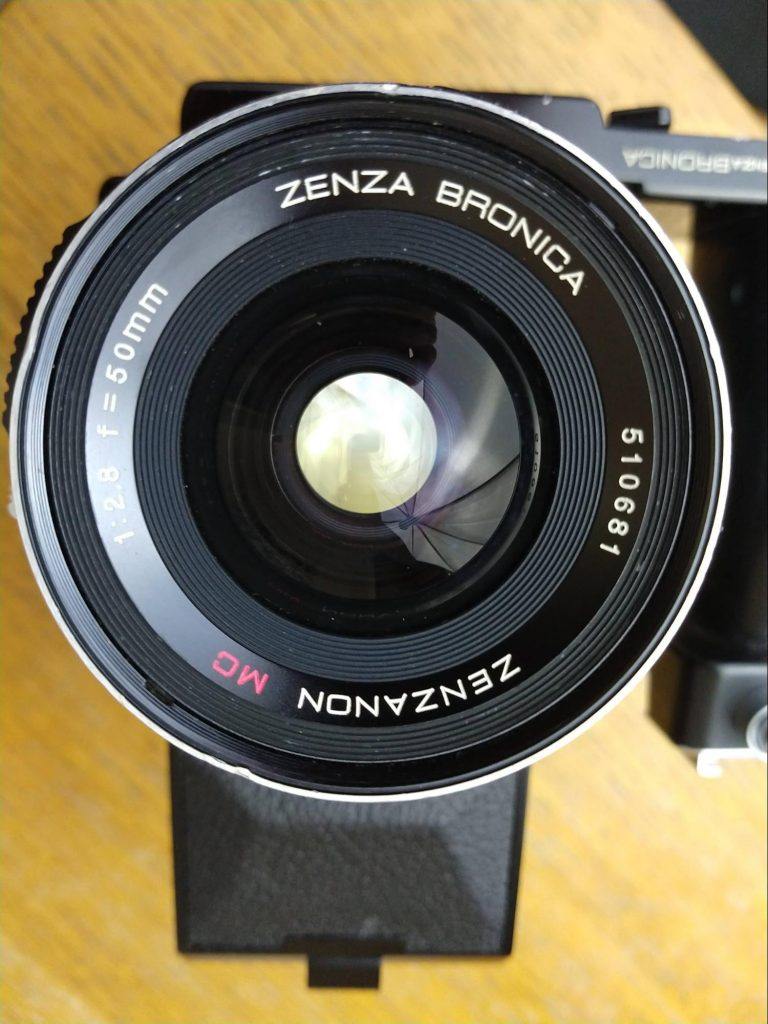 50mm etrs lens by phlogger
