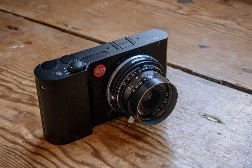 The Leica TL - finding joy in very limited function and purpose