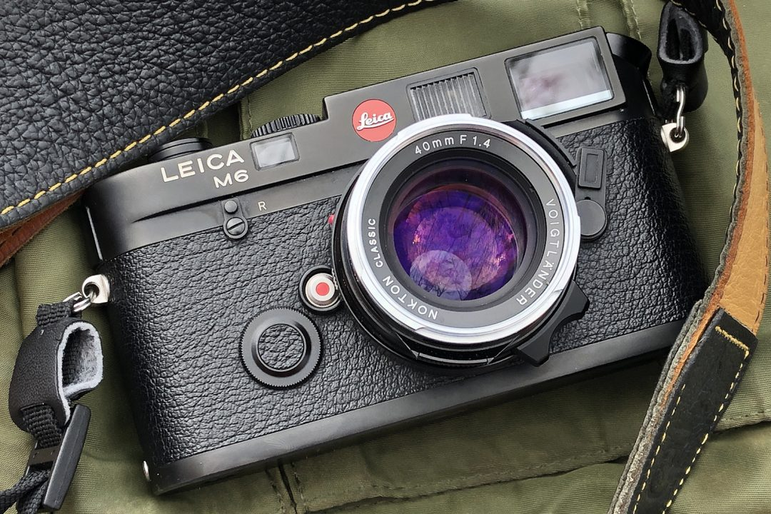 5 frames with a Leica M6 and Voigtlander 40mm f/1 4 – by