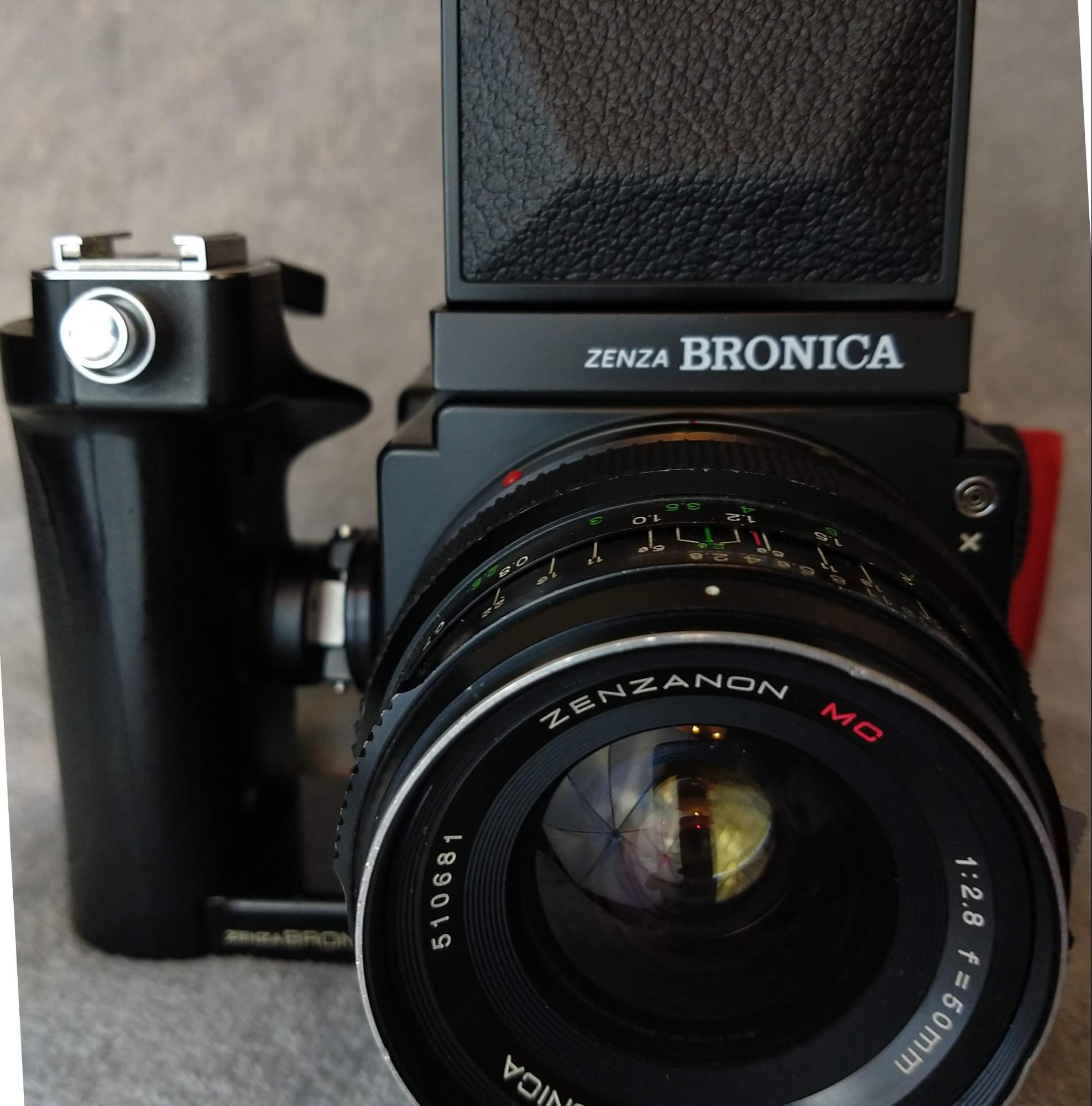 bronica etrs by phlogger